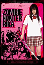 Primary image for Rika: The Zombie Killer