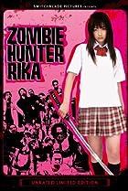 Saikyô heiki joshikôsei: Rika - zonbi hantâ vs saikyô zonbi Gurorian (2008) Poster
