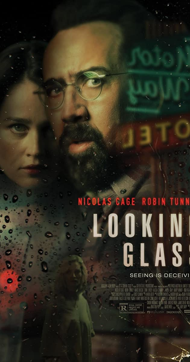 Atspindys / Looking Glass (2018) online