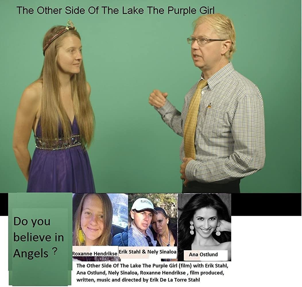 The Other Side of the Lake the Purple Girl: Episode IV-The New Visitor