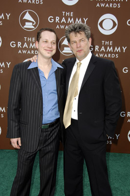 David Foster and Chris Walden at an event for The 48th Annual Grammy Awards (2006)