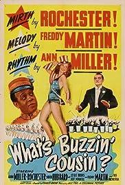 What's Buzzin', Cousin? Poster