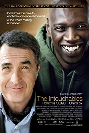 Intouchables - similar movie recommendations