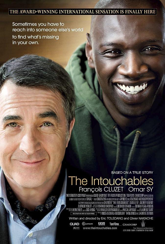 Neliečiamieji / Intouchables (2011)