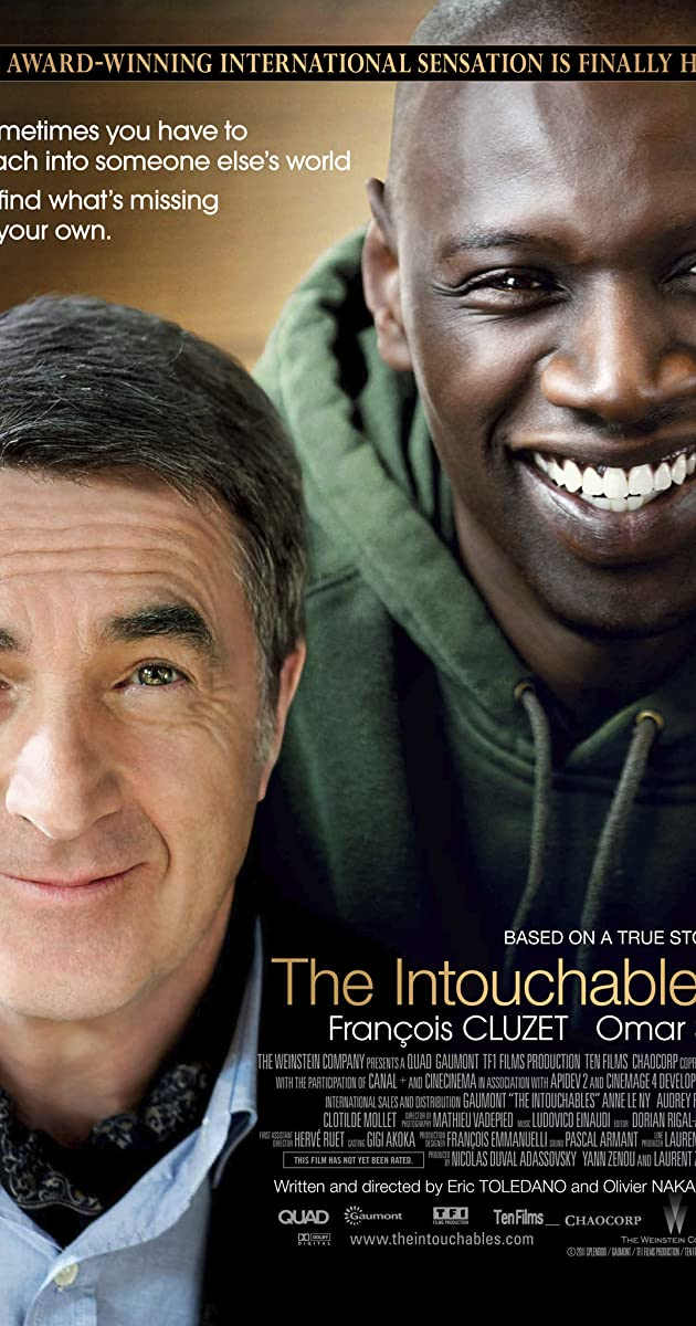 the intouchables imdb