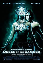 Queen of the Damned (2002) Poster - Movie Forum, Cast, Reviews