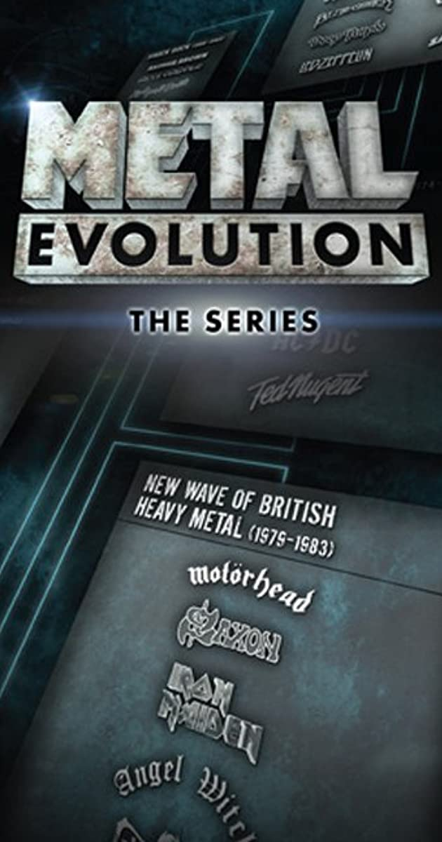 Metal Evolution Zdf
