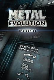 Metal Evolution Poster - TV Show Forum, Cast, Reviews