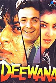 Deewana(1992) Poster - Movie Forum, Cast, Reviews