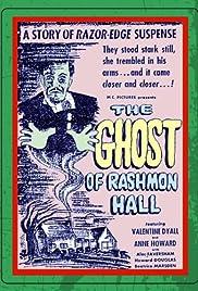 The Ghost of Rashmon Hall Poster