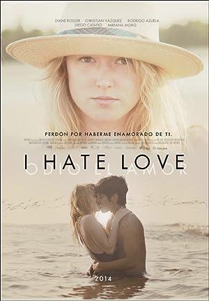 Odio el amor -