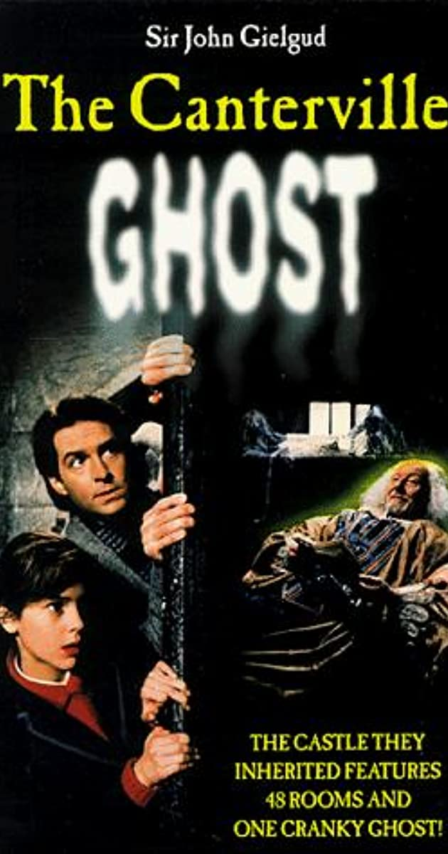 The Canterville Ghost (TV Movie ) - IMDb
