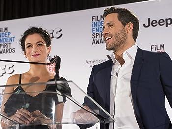 Edgar Ramírez and Jenny Slate