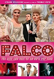 Falco - Verdammt, wir leben noch! Poster