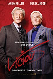 Vicious Poster - TV Show Forum, Cast, Reviews