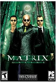 The Matrix Online Poster