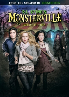 R.L. Stines Monsterville: The Cabinet of Souls -