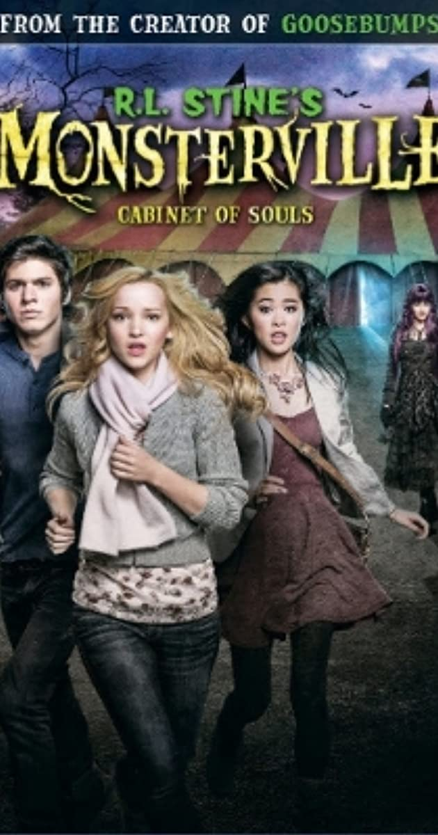 R.L. Stine's Monsterville: The Cabinet of Souls (TV Movie 2015) - IMDb