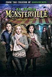 R.L. Stine's Monsterville: The Cabinet of Souls (2015) Poster - Movie Forum, Cast, Reviews