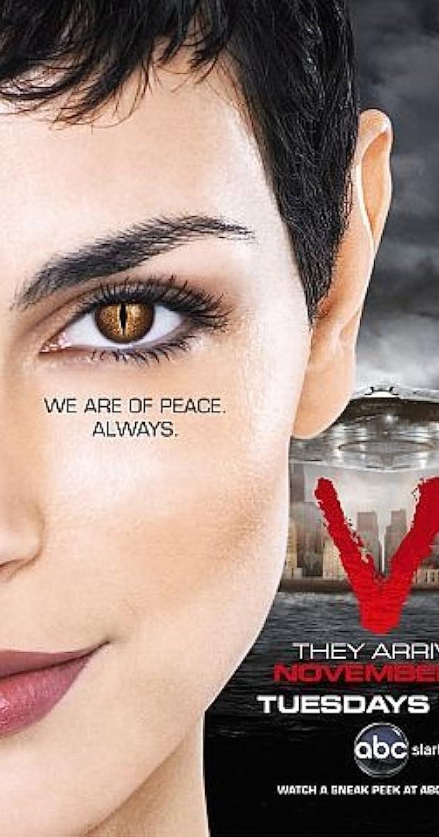 V (TV Series 2009u20132011)   IMDb