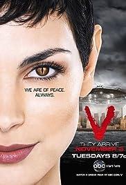 V Poster - TV Show Forum, Cast, Reviews