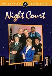 Night Court Poster - TV Show Forum, Cast, Reviews