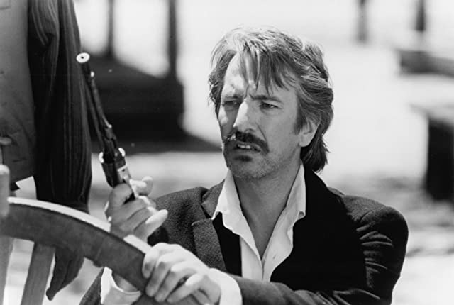 Alan Rickman in Quigley Down Under (1990)