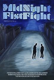 MidNight FistFight Poster