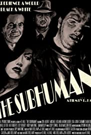 The Subhuman Poster