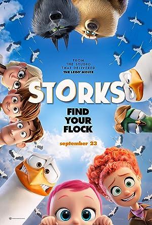 Cigüeñas (Storks) ()