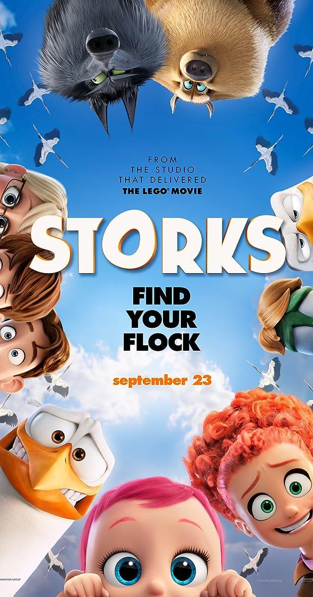 storks imdb