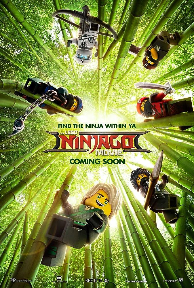 Lego Ninjago (2D)