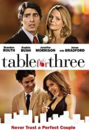 Table for Three (2009) Poster - Movie Forum, Cast, Reviews