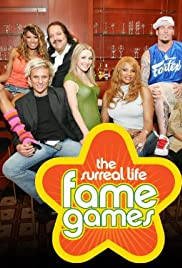 The Surreal Life: Fame Games Poster - TV Show Forum, Cast, Reviews