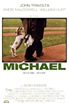 Michael (1996) Poster