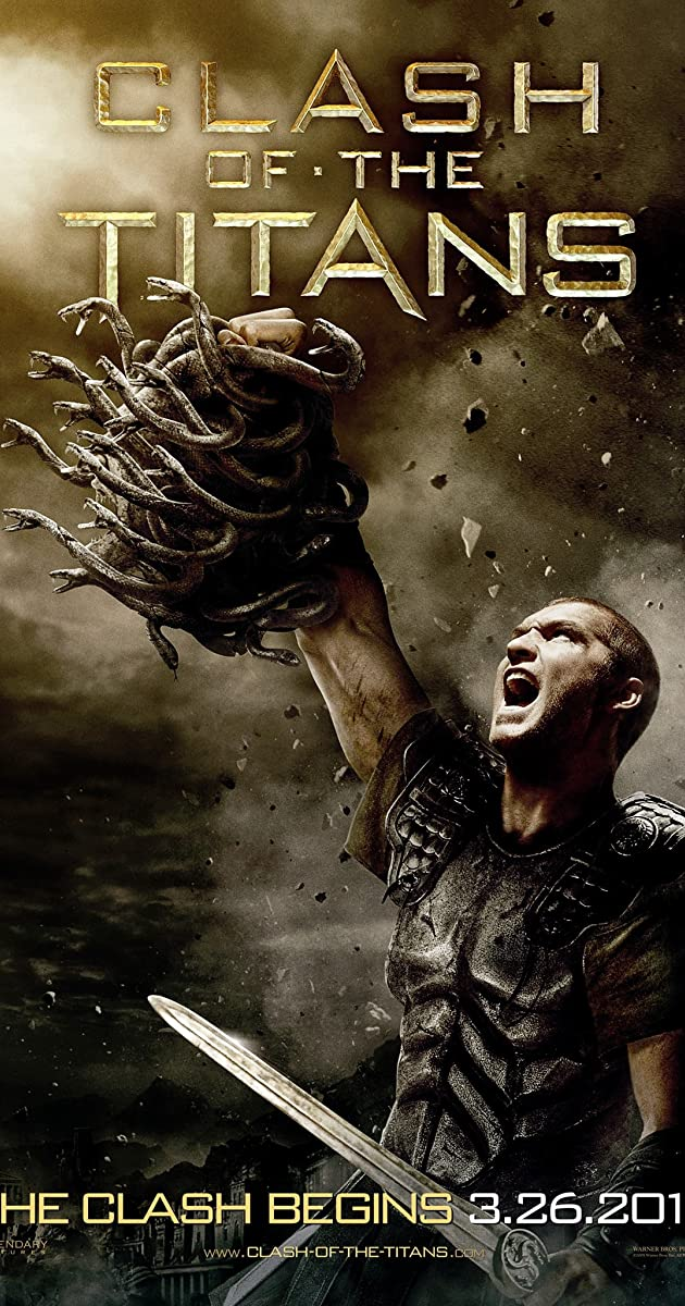 Clash of the Titans 2010 BRRip