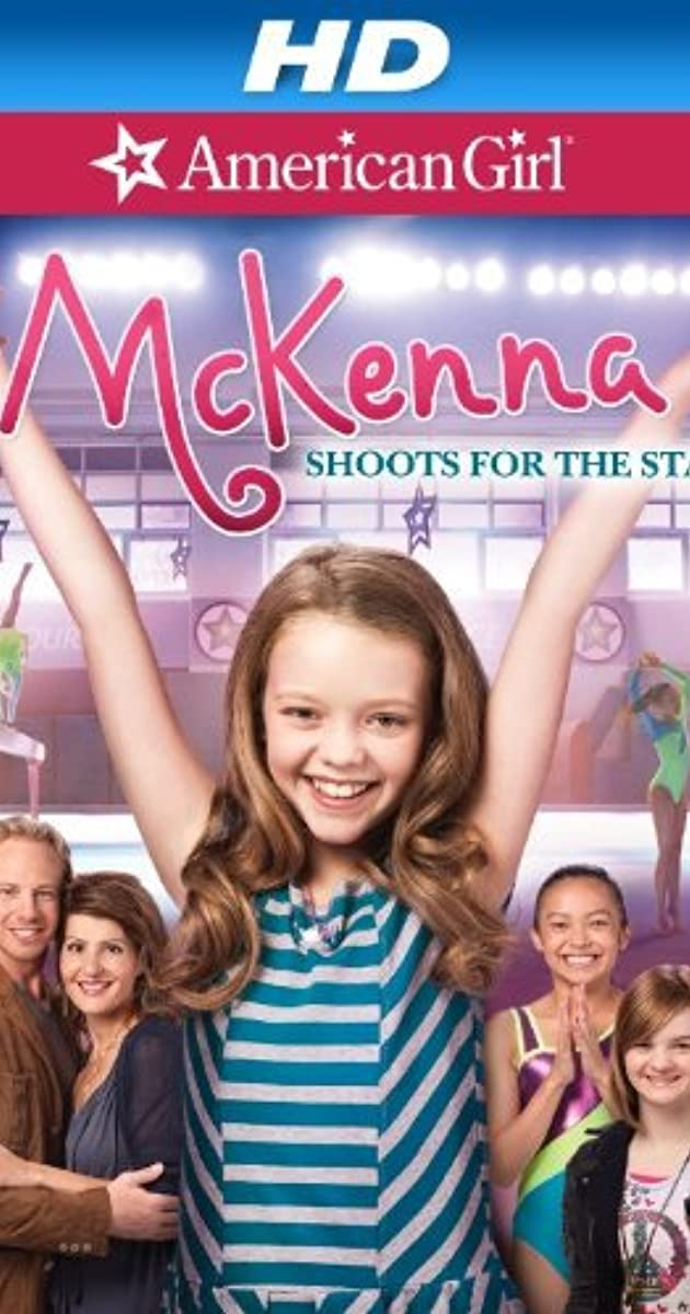 Uma Garota Americana Mckenna Super Estrela