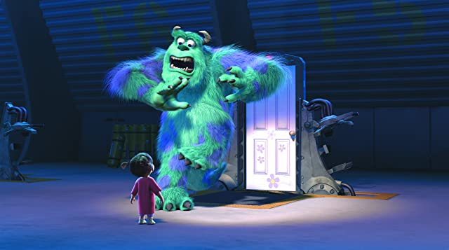 John Goodman and Mary Gibbs in Monsters, Inc. (2001)