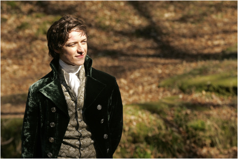 James McAvoy in Becoming Jane (2007)