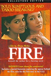 Fire (1996) Poster - Movie Forum, Cast, Reviews