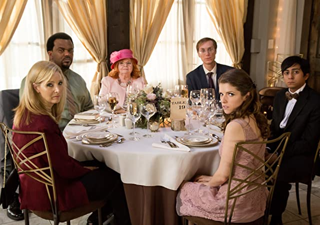 Pictures photos from table 19 2017 imdb for Table 19 imdb