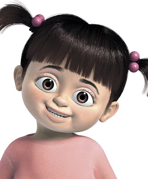 Mary Gibbs in Monsters, Inc. (2001)
