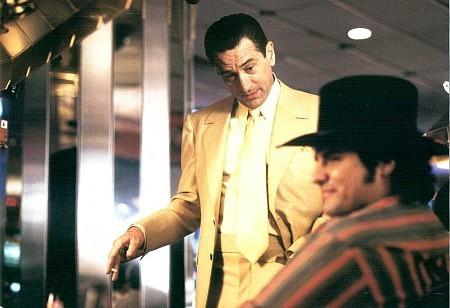 Craig Vincent and Robert De Niro in a scene from Martin Scorsese's