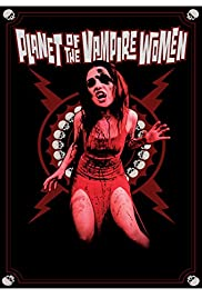 Planet of the Vampire Women Poster