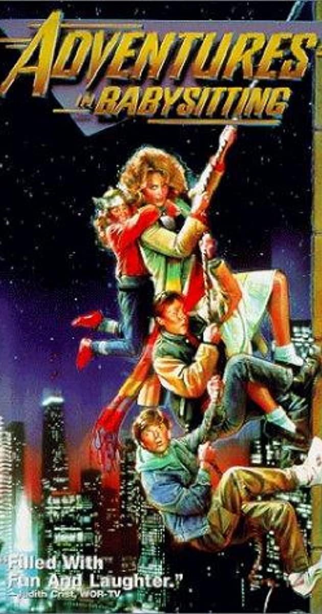 Adventures in Babysitting 1987 IMDb – Another Word for Babysitter