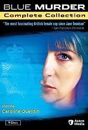 Blue Murder Poster - TV Show Forum, Cast, Reviews