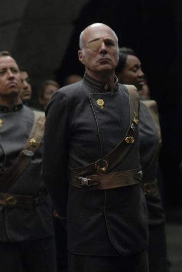 Michael Hogan in Battlestar Galactica (2004)