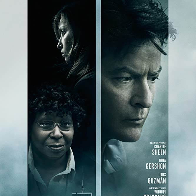 Gina Gershon, Whoopi Goldberg, and Charlie Sheen in 9/11 (2017)