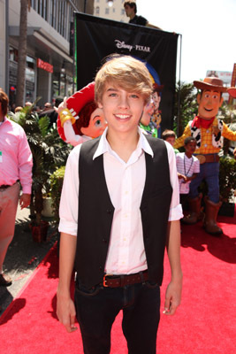 Cole Sprouse at Toy Story 3 (2010)