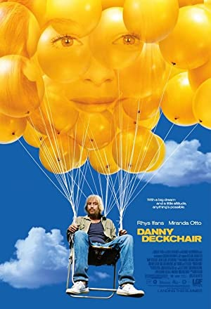 Danny Deckchair poster